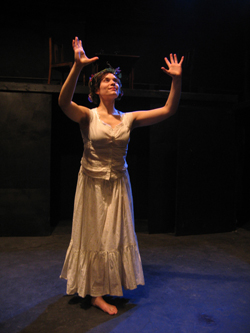 Michaela Petro as Mary